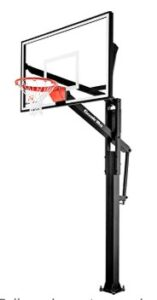 best outdoor in ground basketball hoop