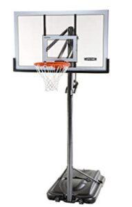 lifetime elite series basketball hoop