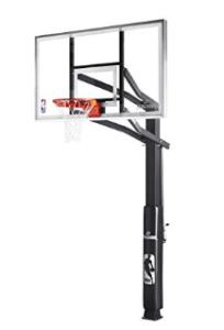 in ground outdoor basketball goals
