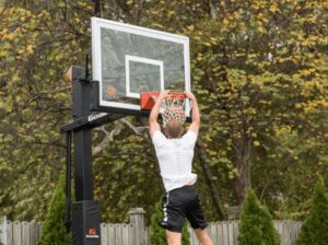 best in ground basketball hoop for outdoor