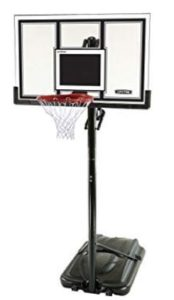 heavy duty portable basketball hoop