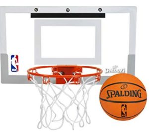 mini court basketball hoop
