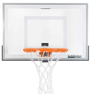 mini basketball hoop and ball