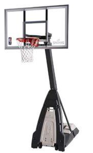 heavy duty portable basketball hoops