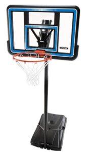 portable outdoor basketball hoop