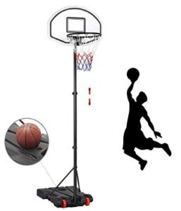 portable basketball hoops price