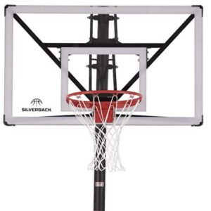 best in ground basketball hoop for driveway