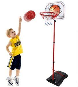 portable basketball hoop for kids