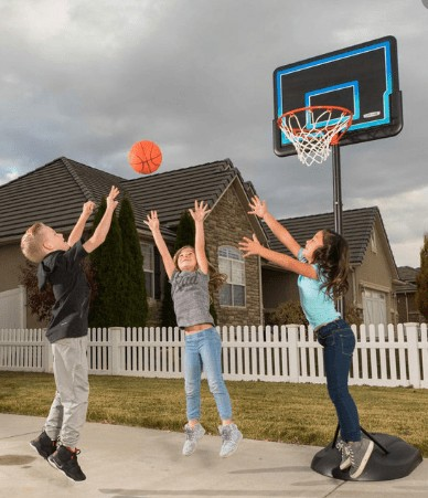 best portable basketball hoop for kids review