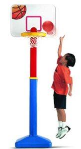 portable adjustable basketball hoops
