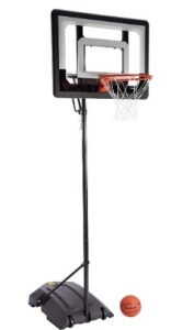 best basketball hoop for kids use