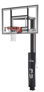 how to pick best in ground basketball hoop for driveway