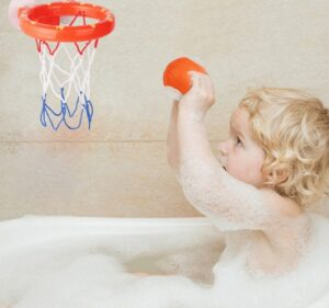 baby basketball set