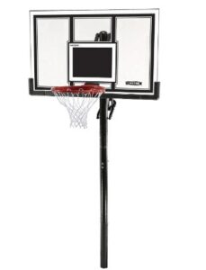 budget in ground basketball hoops