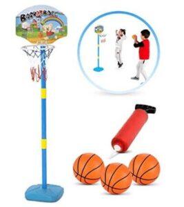 toddler basketball hoop wall mount