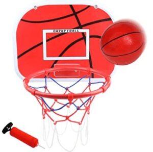 small indoor basketball hoop