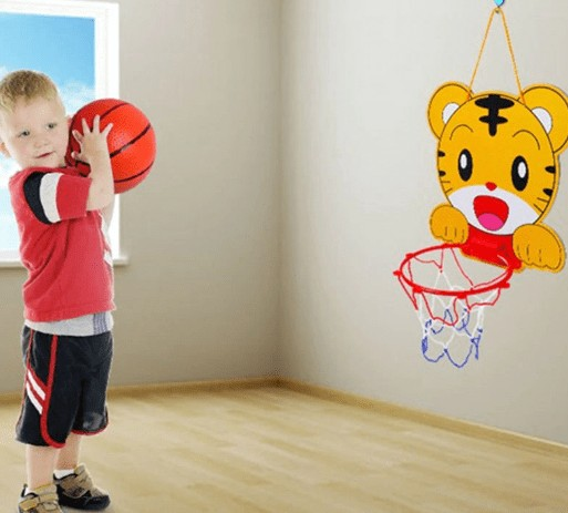 baby basketball net