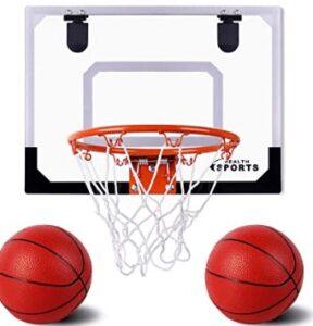 nba over the door basketball hoop set