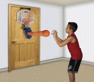 indoor mini hoop