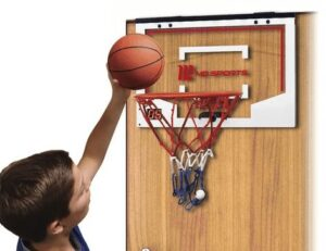 door frame basketball hoop