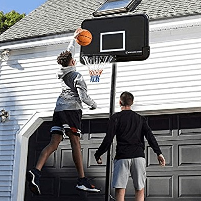 best professional portable basketball hoop