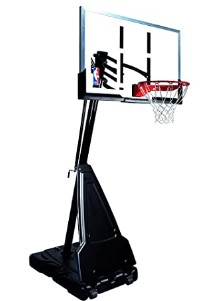 professional portable basketball system