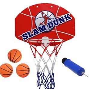 indoor basketball hoop wall mount