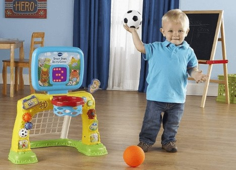 mini basketball hoop for toddlers