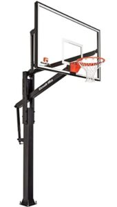 adjustable basketball hoops dunking