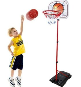 5 yr old basketball drills