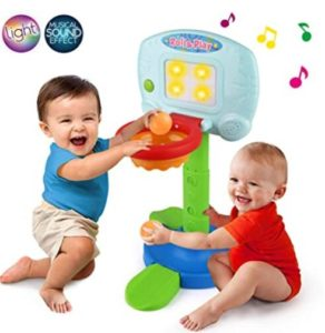 best basketball hoop for 1 year old