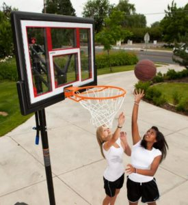 best portable adjustable basketball hoop