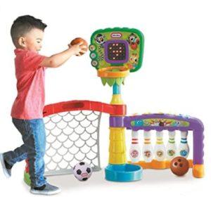 multiple uses of basketball hoops
