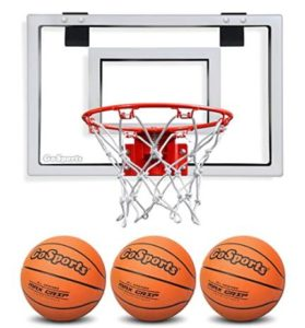 basketball hoop garage wall mount