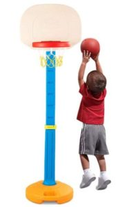 children's outdoor basketball hoop