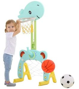 children's portable basketball hoop