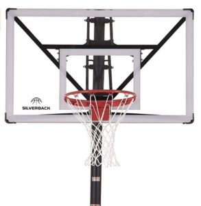 basketball goal backboard