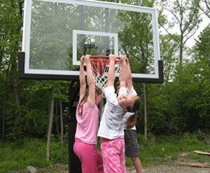 best adjustable basketball hoops for dunking