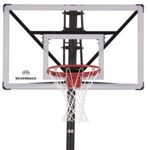 adult basketball stand