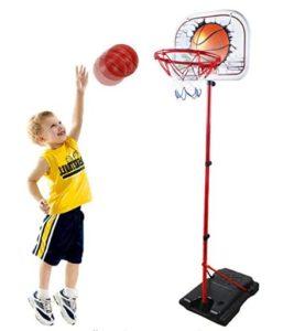 safe basketball hoops for kids