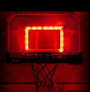 bedroom basketball hoop