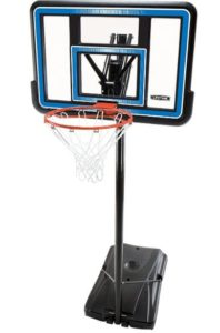 cheap adjustable basketball hoops