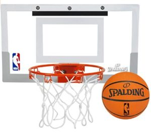 bedroom door basketball hoop