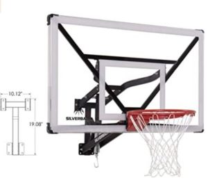 wall basketball hoop for kids