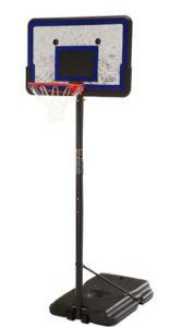 portable adjustable basketball hoop