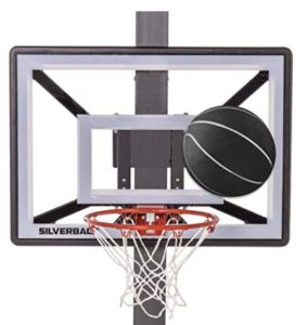 basketball hoop for wall