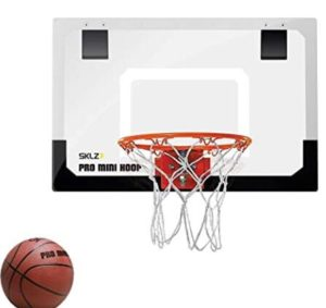 wall mounted mini basketball hoop