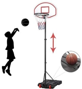 basketball goal on wheels reviews