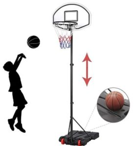 picking portable collapsible basketball hoops