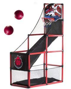 folding basketball hoop